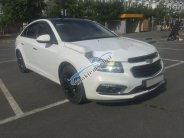Cần bán xe Chevrolet Cruze 2016, động cơ 1.6 số sàn, màu trắng giá 440 triệu tại Tp.HCM