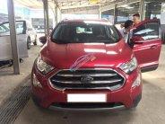 Bán Ford EcoSport 1.5AT 2018, màu đỏ, titanium mới lăn bánh 800km giá 656 triệu tại Tp.HCM