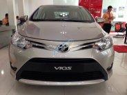 Mừng khai trương bán xe Toyota Vios 1.5E CVT sx 2018, bán giá vốn giảm giá 60 triệu ngay giá 479 triệu tại Tp.HCM