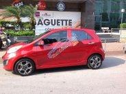 Cần bán Kia Morning năm 2011, màu đỏ, nhập khẩu Hàn Quốc, giá 329tr giá 329 triệu tại Hà Nội