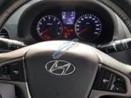 Bán Hyundai Accent Blue 1.4MT màu trắng, số sàn, biển Sài Gòn nhập khẩu Hàn Quốc 2016 giá 446 triệu tại Tp.HCM