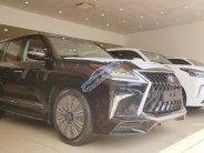 Cần bán xe Lexus LX 570 Super Sport năm 2018, màu đen, nhập khẩu giá 9 tỷ 380 tr tại Hà Nội