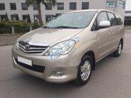Chính chủ bán Toyota Innova 2.0 G xịn 2012 giá 425 triệu tại Hà Nội
