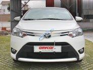 Bán xe Toyota Vios E NSP 151L- Bexrku đời 2017, màu trắng giá 536 triệu tại Tp.HCM