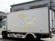 Bán xe tải Isuzu 1T9 đông lạnh, hỗ trợ trả góp 90% giá trị xe giá 749 triệu tại Tp.HCM