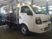 Bán xe Kia K250, trả góp 70% xe giao ngay động cơ Hyundai thùng mui bạt, thùng kín giá 389 triệu tại Tp.HCM