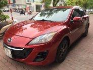 Bán Mazda 3 1.6AT sản xuất năm 2010, màu đỏ, xe nhập giá 440 triệu tại Hà Nội