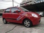 Cần bán xe Spark đời 2009 màu đỏ biển Hà Nội, đăng ký tư nhân chính chủ giá 122 triệu tại Hà Nội