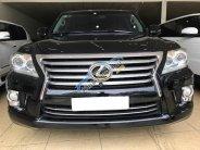 Bán Lexus LX570 Mỹ sản xuất 2014 model 2015, màu đen, nhập khẩu Mỹ đăng ký 2015 giá 4 tỷ 930 tr tại Hà Nội