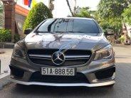 Bán xe Mercedes CLA 45 AMG sx năm 2014, màu xám, nhập khẩu giá 1 tỷ 360 tr tại Tp.HCM
