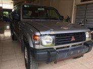 Cần bán xe Mitsubishi Pajero, sản xuất 2002 màu bạc, 185 triệu giá 185 triệu tại Lạng Sơn
