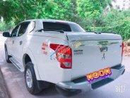Cần bán lại xe Mitsubishi Triton đời 2017, màu trắng như mới, giá 575tr giá 575 triệu tại Hà Nội