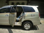 Cần bán xe Toyota Innova 2.0J sản xuất 2008, màu bạc giá 300 triệu tại Tp.HCM