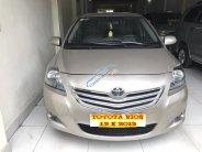 Bán xe Toyota Vios 1.5 E năm 2013, màu vàng cát giá 430 triệu tại Hà Nội