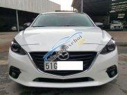 Bán xe Mazda 3 1.5AT, 2016, màu trắng, biển SG  giá 636 triệu tại Tp.HCM
