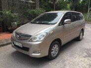 Bán Toyota Innova 2.0 G năm sản xuất 2012, màu vàng ít sử dụng giá 425 triệu tại Hà Nội