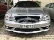 Bán xe Mercedes-Benz S63 AMG Designo, màu bạc, giá 1 tỷ 150 triệu nhập khẩu giá 1 tỷ 150 tr tại Tp.HCM