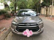Bán xe Toyota Innova E 2.0, màu nâu đồng, xe sx 8/2017 tên tư nhân chính chủ  giá 735 triệu tại Hà Nội