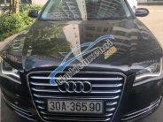 Bán Audi A8 3.0 AT đời 2013, màu đen, nhập khẩu giá 2 tỷ 550 tr tại Hà Nội