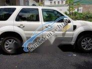 Bán xe Ford Escape XLS đời 2011, màu trắng giá rẻ giá 450 triệu tại Tp.HCM