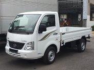 Xe tải TaTa 1t2, thùng lửng, hỗ trợ vay 85% giá trị xe giá 270 triệu tại Long An