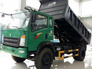 Xe Ben Howo 6,5 tấn thùng 5 khối, hỗ trợ vay 80% giá tri xe giá 376 triệu tại Tây Ninh