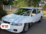 Bán xe Mazda 323 sản xuất năm 2000, màu trắng chính chủ giá 130 triệu tại Quảng Trị