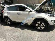 Bán xe Kia Sportage 2.0AT 2013, màu trắng số tự động, giá 666tr giá 666 triệu tại Tp.HCM