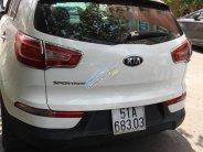 Bán Kia Sportage 2.0AT màu trắng, số tự động, nhập Hàn Quốc 2013. Biển Sài Gòn giá 666 triệu tại Tp.HCM