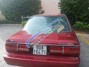 Bán xe Toyota Camry năm 1989, màu đỏ xe gia đình, giá tốt giá 110 triệu tại BR-Vũng Tàu