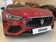 Cần bán Maserati Ghibli Gransport 2018, màu đỏ, nhập khẩu nguyên chiếc giá 7 tỷ 393 tr tại Tp.HCM