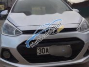 Bán Hyundai i10 1.0 MT đời 2014, màu bạc số sàn giá 265 triệu tại Hà Nội