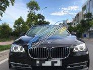 Bán xe Boeing Mặt đất BMW 7 Series 730Li LCI sản xuất 2014, màu đen giá 1 tỷ 999 tr tại Hà Nội