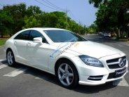 Bán Mercedes CLS350AMG năm 2014, màu trắng, nhập khẩu, xe cũ đã qua sử dụng giá 3 tỷ 290 tr tại Tp.HCM