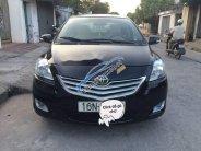 Cần bán lại xe Toyota Vios năm 2010, màu đen như mới, giá tốt giá 240 triệu tại Hải Phòng