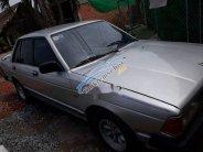 Cần bán gấp Nissan Bluebird sản xuất năm 1983, màu bạc, giá 35tr giá 35 triệu tại Long An