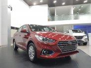 Bán Hyundai Accent 1.4 AT màu đỏ, chỉ 160tr nhận xe, nhiều ưu đãi giá 540 triệu tại Tp.HCM