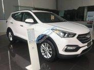 Bán ô tô Hyundai Santa Fe sản xuất 2018, màu trắng, giá 898tr giá 898 triệu tại Đà Nẵng