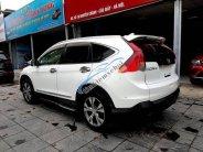 Bán Honda CR V 2.4AT 2013, màu trắng   giá 745 triệu tại Hà Nội
