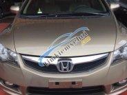 Salon bán Honda Civic 1.8 MT đời 2009, màu vàng cát, biển tỉnh giá 355 triệu tại Phú Thọ