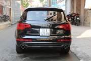 Bán Audi Q7 3.0 TDI S-line sản xuất năm 2011, màu đen, xe nhập giá 1 tỷ 659 tr tại Tp.HCM