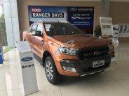 Bán Ford Ranger Wildtrak 3.2L 2018 Giao ngay- Trả Góp 100% - Giá tại nhà máy- 09811 01234 giá 930 triệu tại Hà Nội