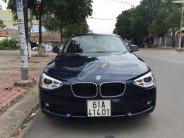 Cần bán BMW 1 Series 116i sản xuất 2014, màu xanh lam, xe nhập giá 885 triệu tại Bình Dương