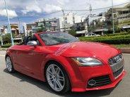 Audi TT S. Line nhập mới từ Đức 2009, hàng full mui xếp cao cấp, mẫu mới màu đỏ giá 775 triệu tại Tp.HCM