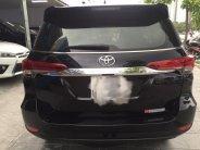 Cần bán xe Toyota Fortuner đời 2018, màu đen, nhập khẩu nguyên chiếc giá 1 tỷ 350 tr tại Hà Nội