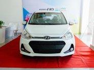 Xe Hyundai I10 số tự động màu trắng, xe giao ngay, nhiều ưu đãi giá 405 triệu tại Tp.HCM