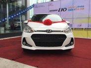 Bán ô tô Hyundai Grand i10 đời 2018, màu trắng giá 405 triệu tại Tp.HCM