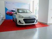 Bán xe Hyundai Grand i10 2018, màu trắng giá 405 triệu tại Tp.HCM