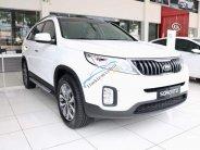 Cần bán xe Kia Sorento đời 2018, màu trắng, giá từ 799tr hỗ trợ trả góp 90% giá 799 triệu tại Bắc Ninh