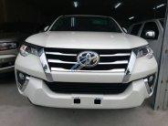 Bán Toyota Fortuner 2.7V (4x2) 2017, màu trắng, nhập khẩu nguyên chiếc giá 1 tỷ 210 tr tại Hà Nội